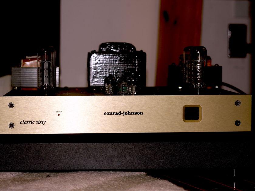 Conrad Johnson Classic Sixty The Soul of Music
