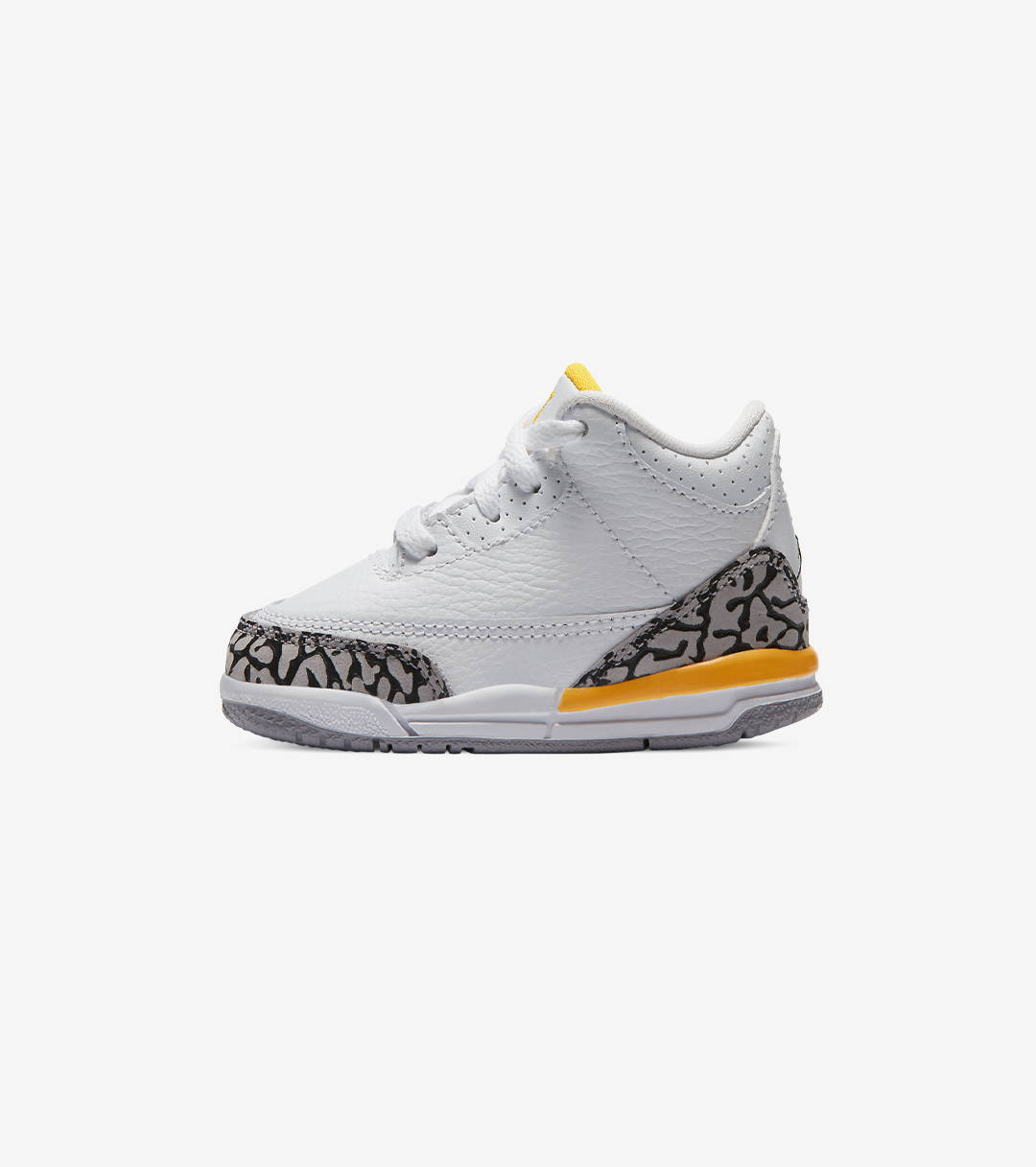 "AIR JORDAN 3 RETRO ""LASER ORANGE"" Toddlers"