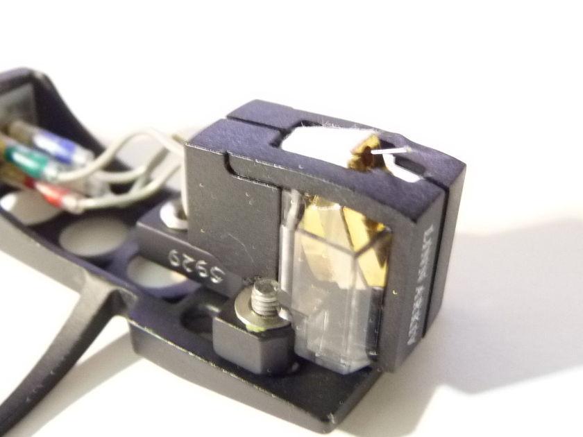 Linn Arkiv B low output moving coils cartridge LOMC Lyra/Koetsu