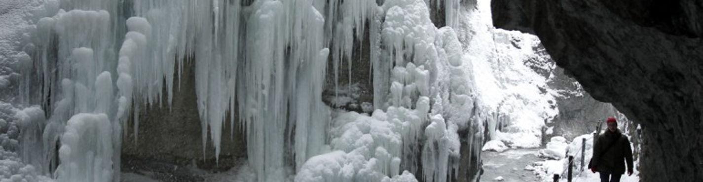 Гармиш-Партенкирхен: горы, водопады, озера