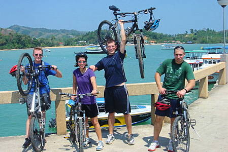 Phuket Countryside Bike Tour