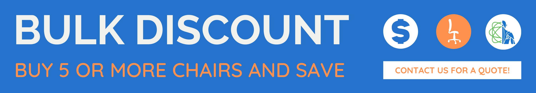 buy cheap ergonomic office chairs bulk discount save back pain comfort