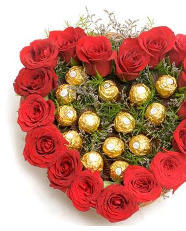 HF Deep Love Bouquet