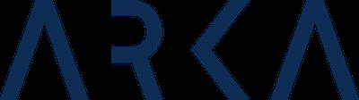 Arka logo blue