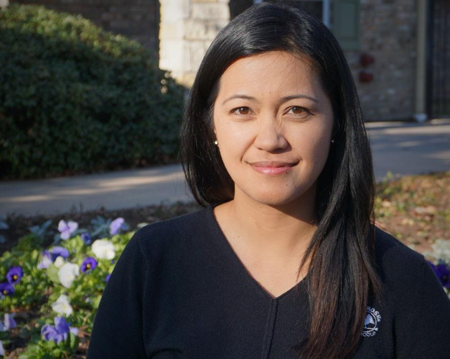 Mrs. Vinluan , Director of Curriculum