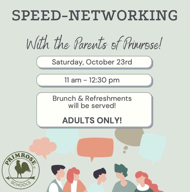 Primrose Parent Networking