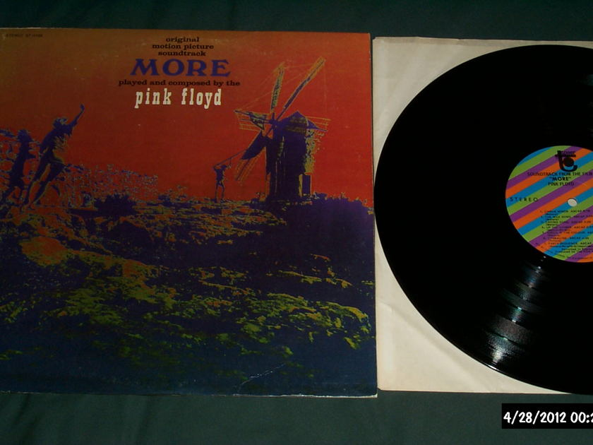 Pink floyd - Soundtrack More tower label nm