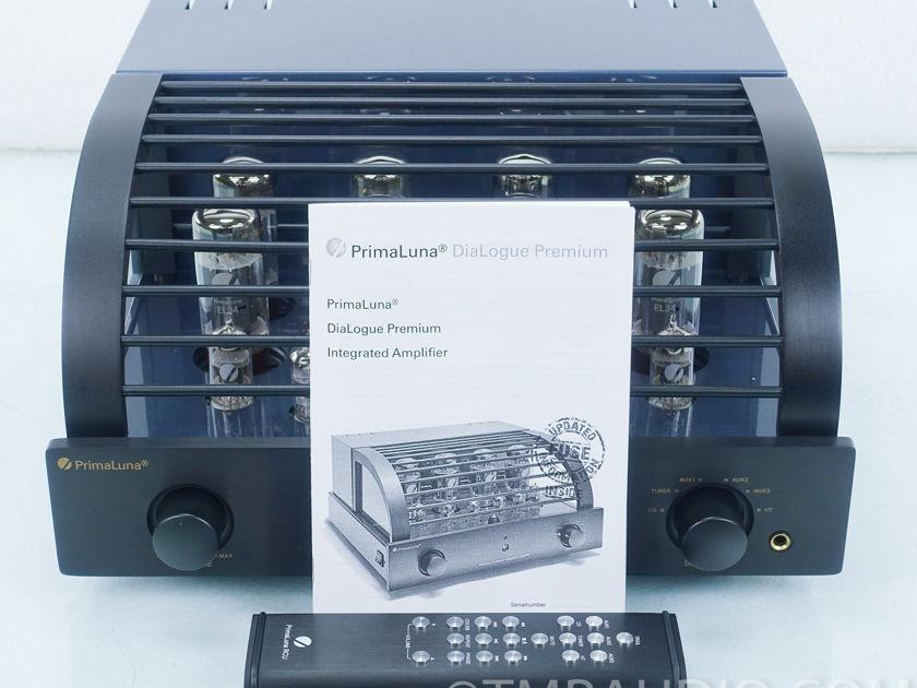 PrimaLuna DiaLogue Premium HP Tube Integrated Amplifier (9015)