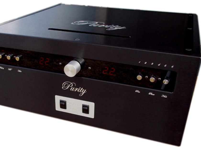 "Purity Audio Design ""Reference"" Tube Preamplifier LAST ONE"