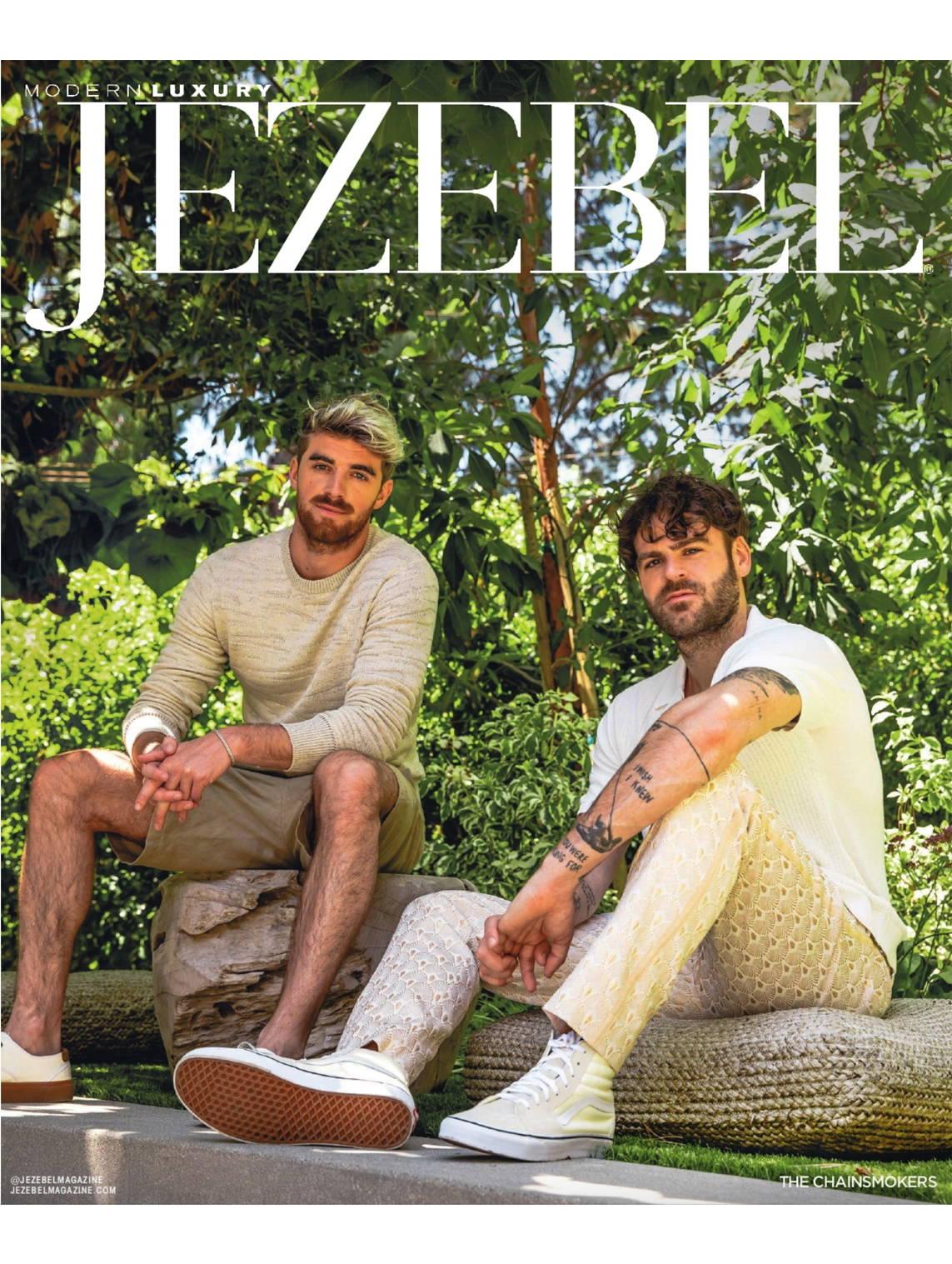 Jezebel Magazine Summer 2020 Issue Featuring Adelina Social Goods