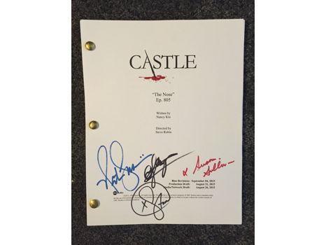 Signed Castle Script