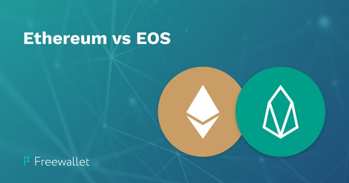 Ethereum VS EOS Close Up Comparison | Is EOS a Good Ethereum Alternative?