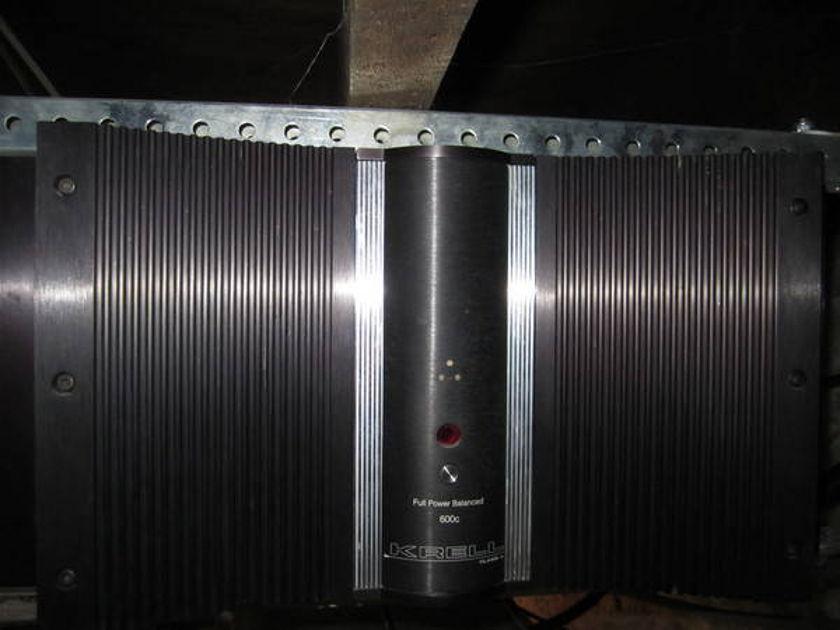 Krell FPB 600c