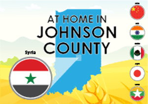 Image for At Home in Johnson County