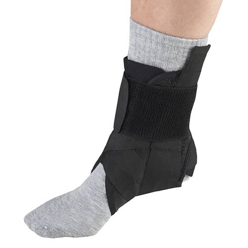 2375 / ANKLE STABILIZER - HEEL LOCKING STRAPS