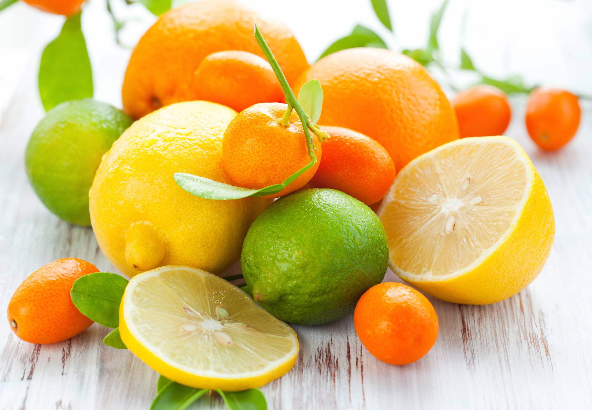 foods with vitamin C include citrus fruit