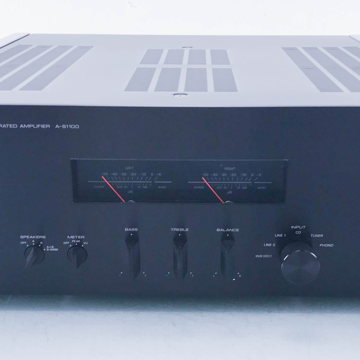 A-S1100 Stereo Integrated Amplifier