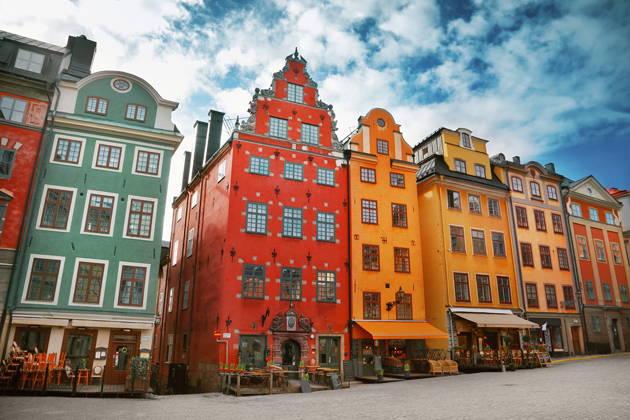 Обзорная экскурсия в Стокгольме в 15:15
