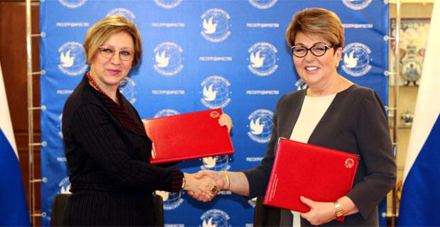 Радио «Орфей» и Россотрудничество подписали соглашение о взаимодействии - Новости радио OnAir.ru