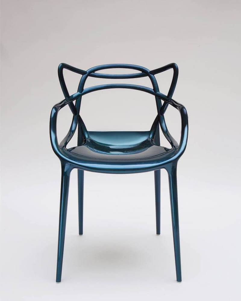 Kartell Masters Chair redesigned by Christophe Pillet