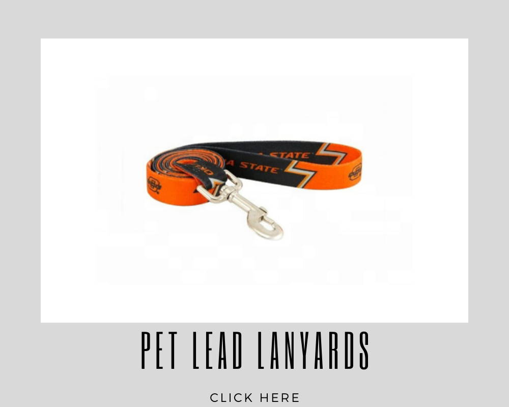 Pet Lead Custom Corporate Lanyards
