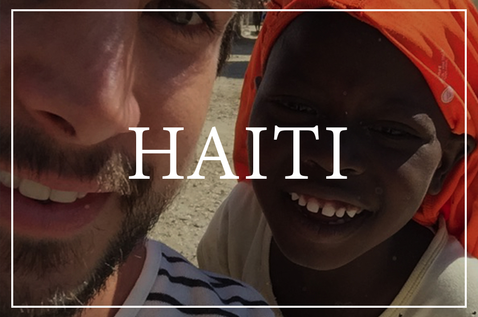 Fighting hunger in Haiti