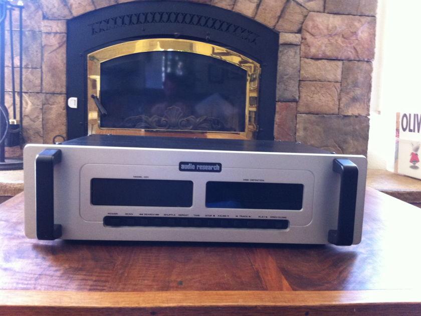 Audio Research  CD 1 Silver  True Classic