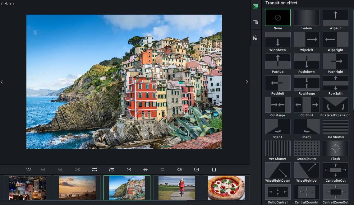 Fotosifter slideshow maker
