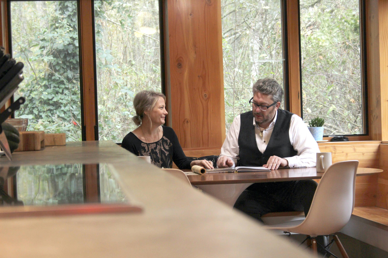 Living Deep curators Tracy and Jason McLennan