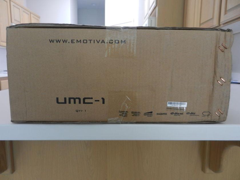 Emotiva UMC-1 7.1 Home Thearter Preamp/Processor