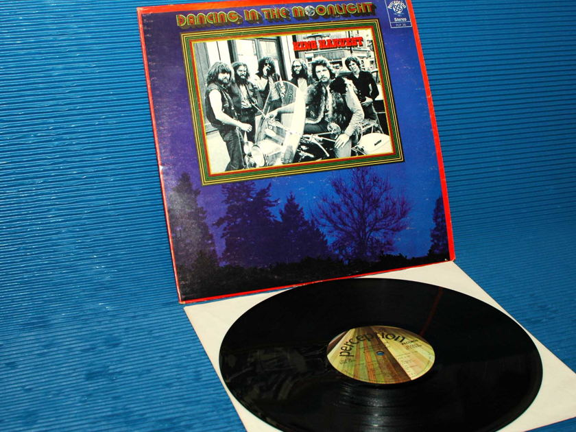 "KING HARVEST   - ""Dancing In The Moonlight"" -  Perception 1972 1st Pressing"