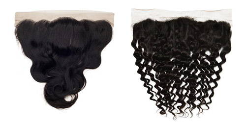 AVERA Virgin Hair Extensions Frontals