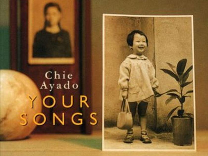 Chie Ayado - Your Songs 200 gram LP