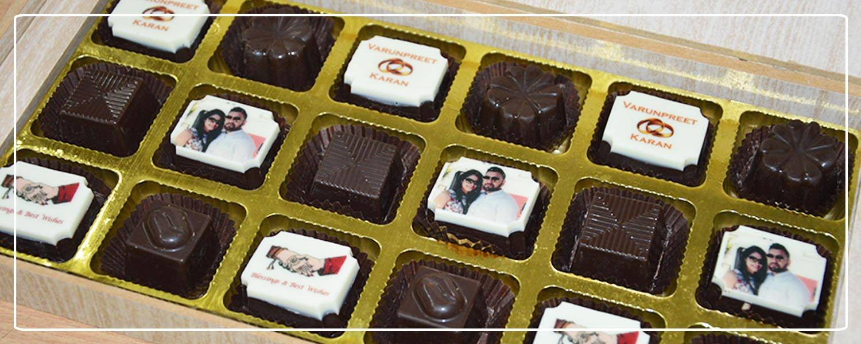 personalised wedding favors