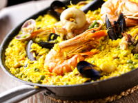 UNLIMITED PAELLA AND FREE FLOW OF SANGRIA image
