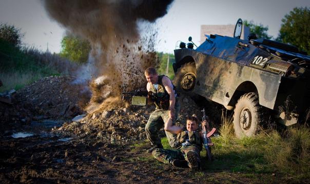 один день в русской армии