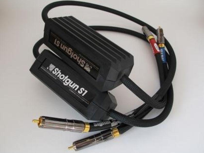 MIT Shotgun S1 1m interconnects (pair)