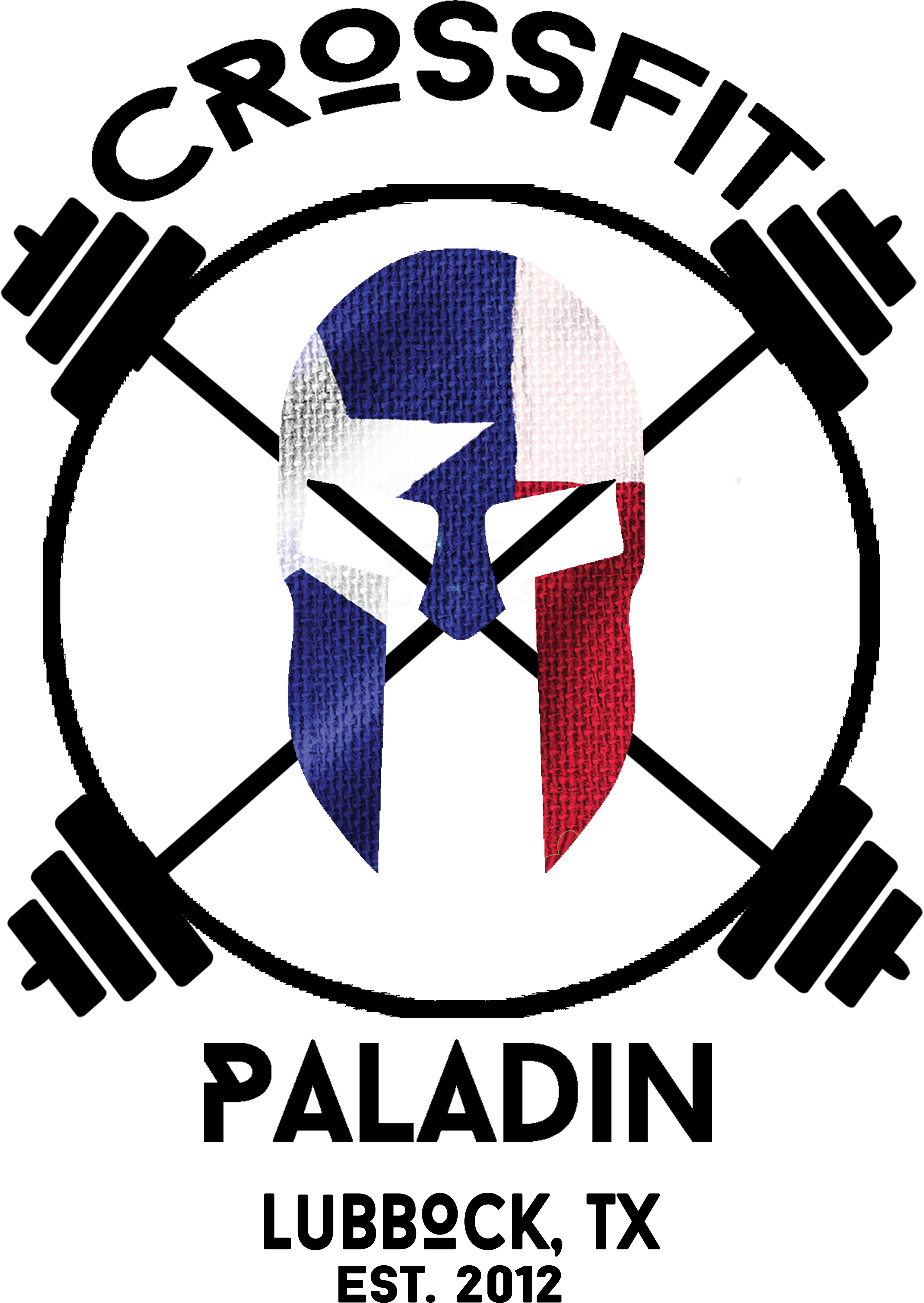 Crossfit Paladin logo