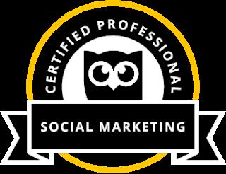 Certified Professional Social Media Marketing