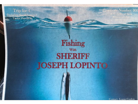 Fishing Trip with Sheriff Joe Lopinto