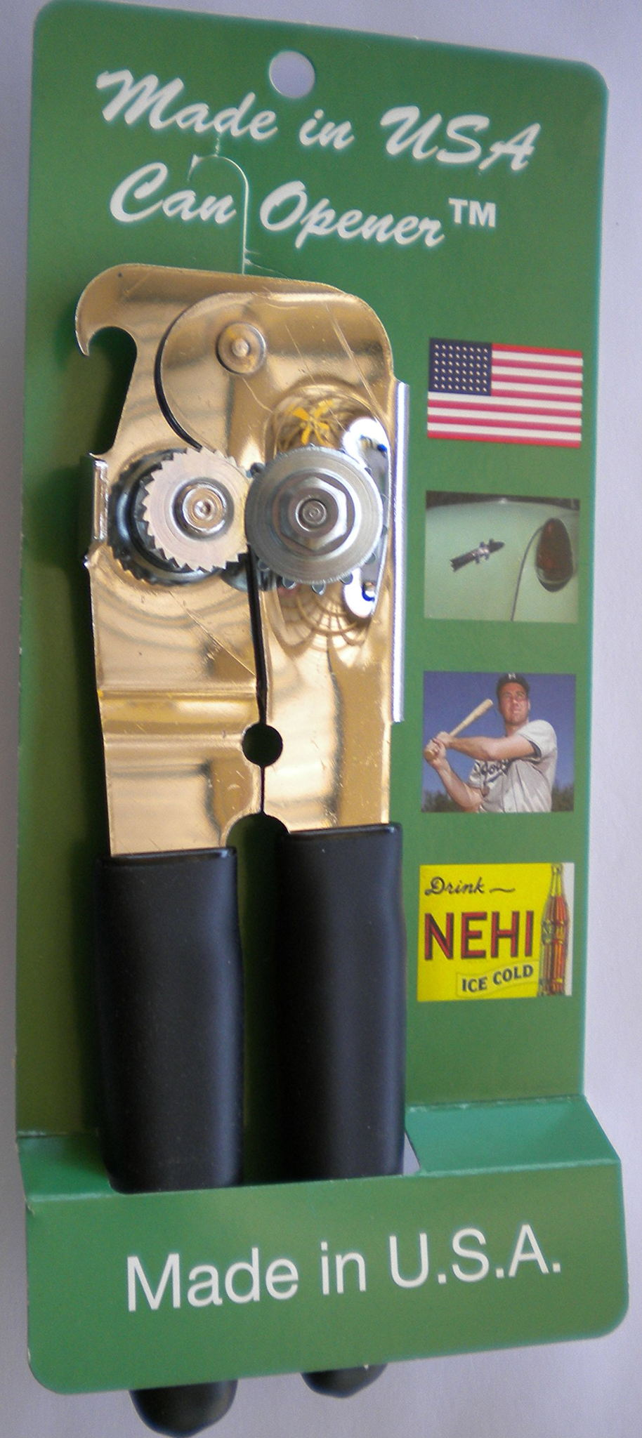 Ez Duz It Deluxe Manual Can Opener Vs Made In Usa Manual Can Opener Slant