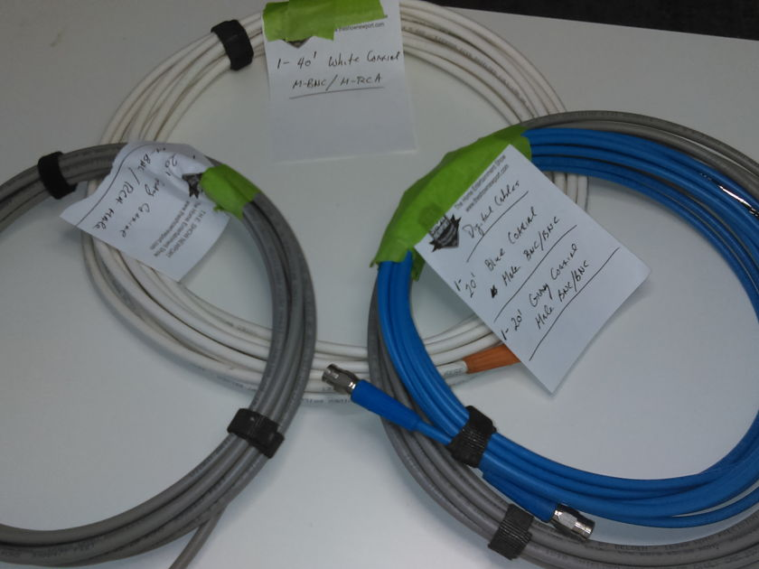 Cable Solutions Coaxial Cables