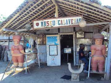 Museo 'Las calaveras'