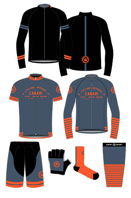 Canari cycling clothing canari for Craft beer cycling jerseys