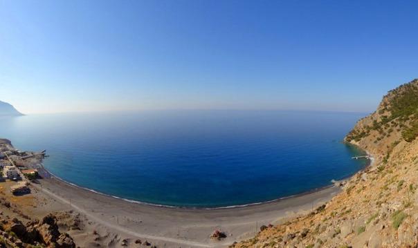 Поездка в Самарийское ущелье (из Ханья и Ретимно)