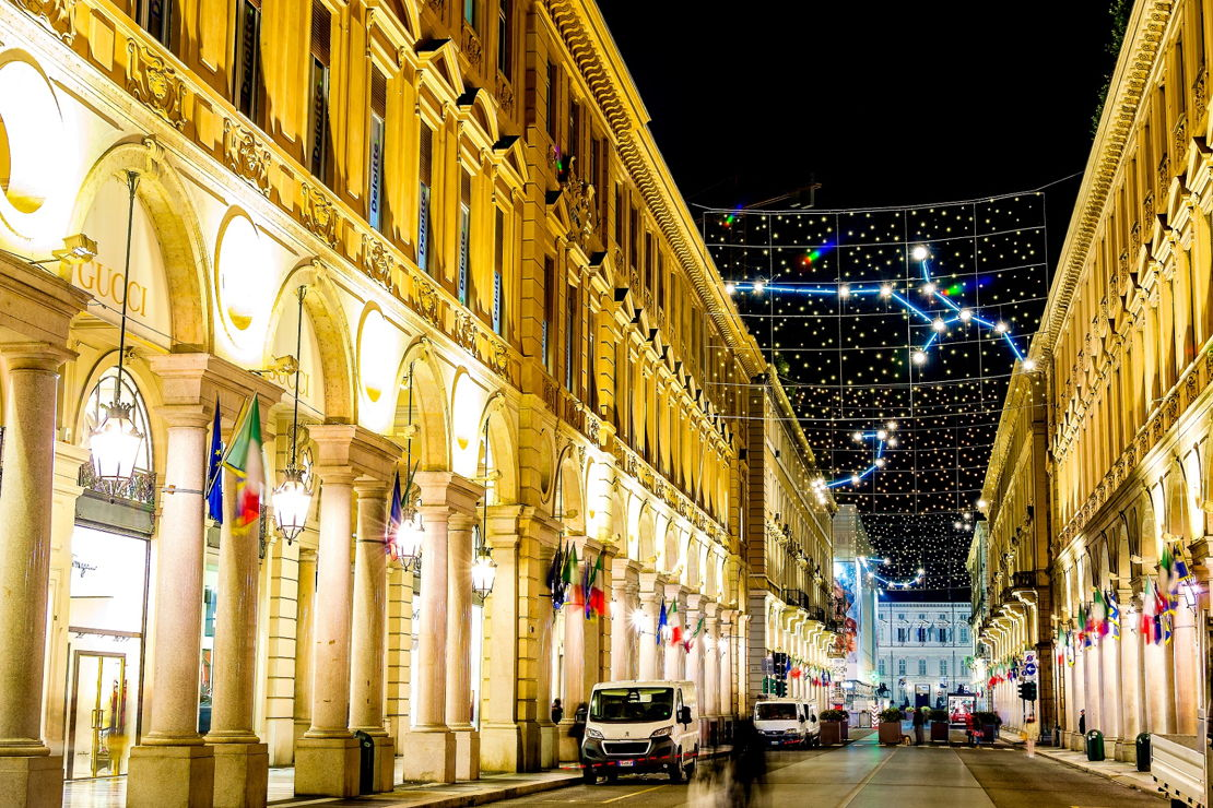 Turín Itálie