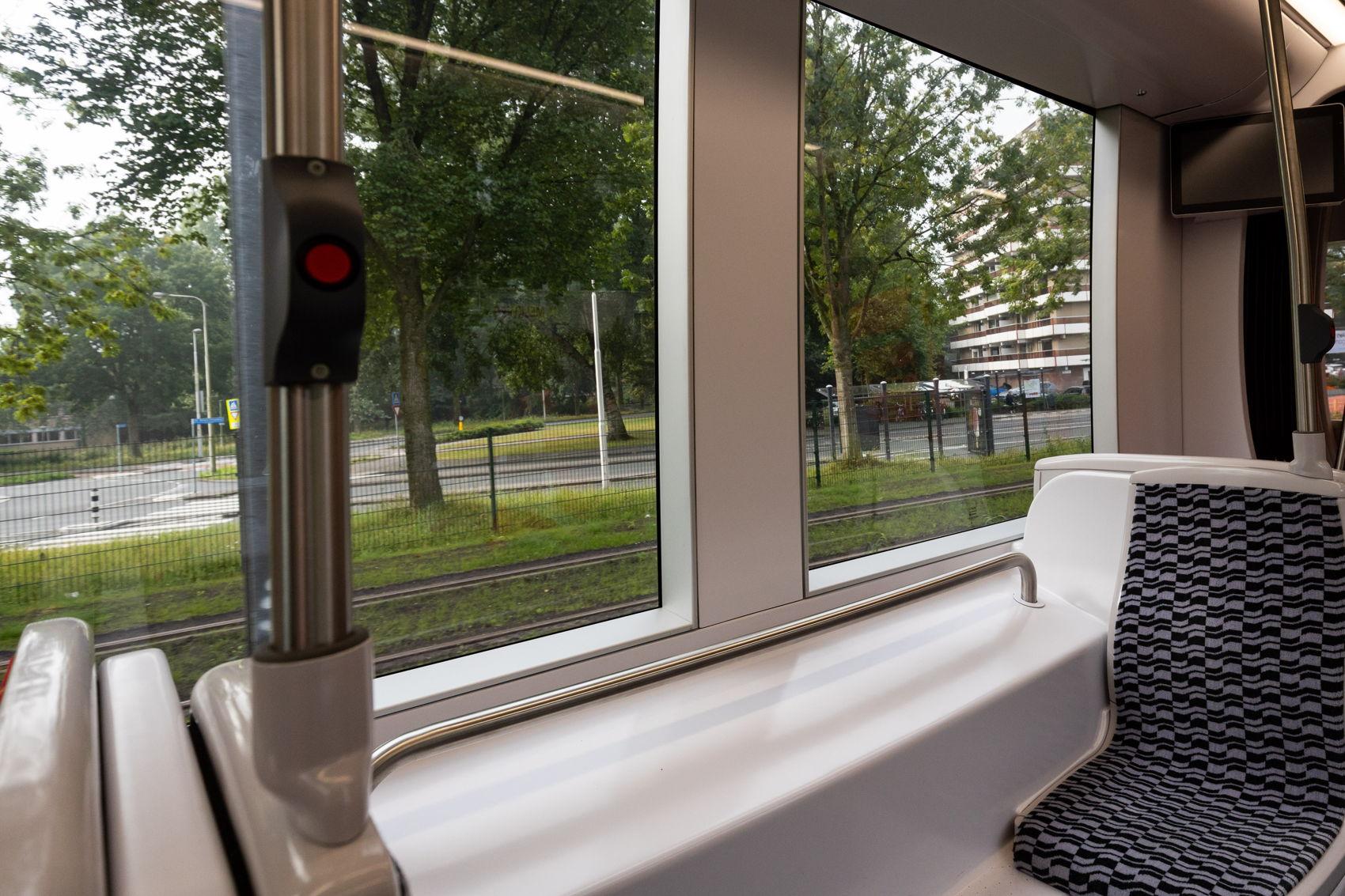 Nog pakweg vier maanden geduld en dan kunnen ook inwoners uit Amstelveen-Zuid de stad weer aan zich voorbij zien trekken vanuit de tram.