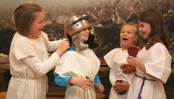 archäologisches museum hamburg brot und spiele feiern wie die alten römer