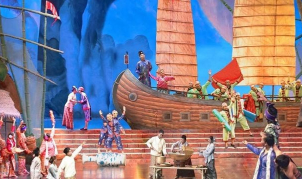 Театральное шоу «Сиам Нирамит»