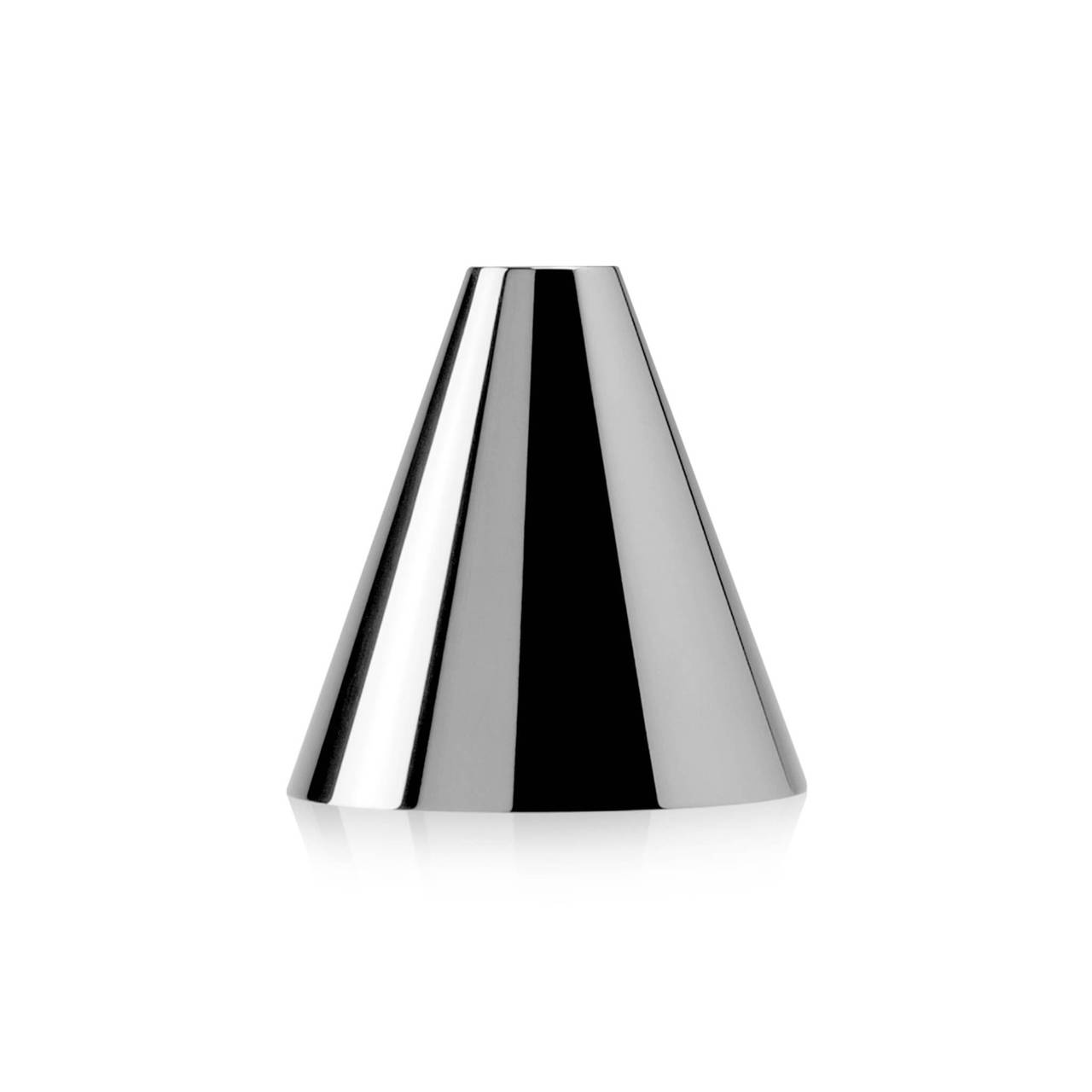 A Candleholder in Aluminium